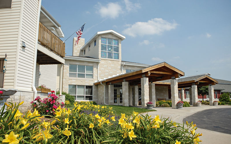 Immanuel's Trinity Village Senior Living Community in Papillion