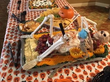 Image for Immanuel Village Residents Celebrate Halloween