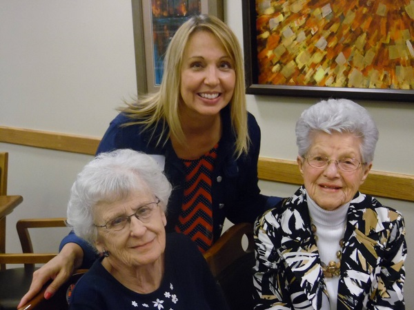 Trinity Village Celebrates Grandparents' Day
