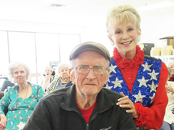 Image for Fontenelle Celebrates Veteran's Day